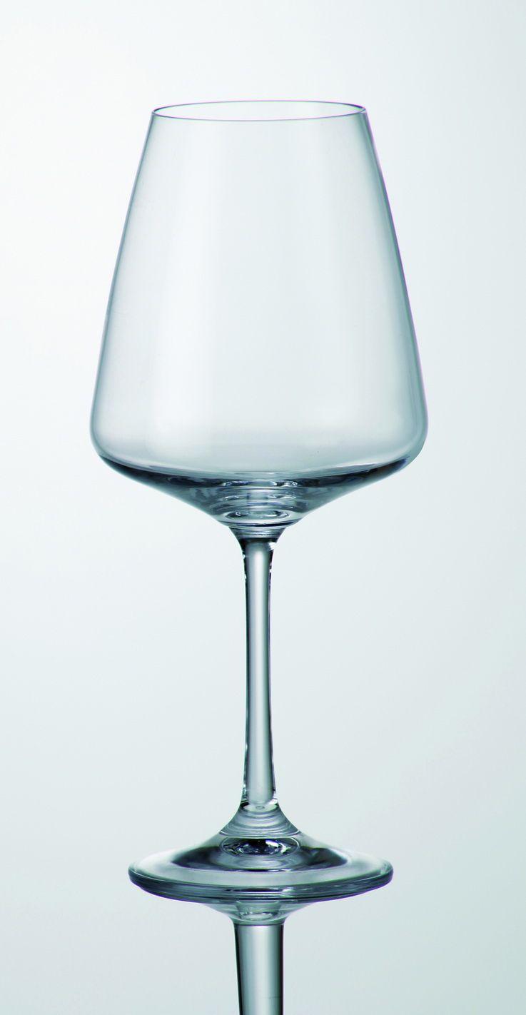 Sklen. 450ml, 6ks, NAOMI/CORVUS červ.víno