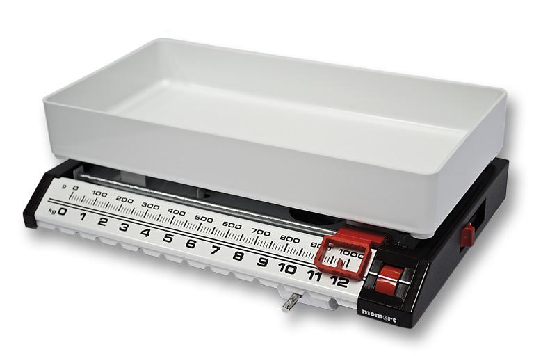 Váha 13kg kuch.mech., 7462, vč.mísy    *PO 1.3.2021