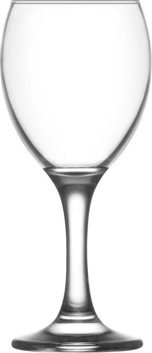 Sklen. 245ml, 6ks, EMPIRE v.17cm-víno