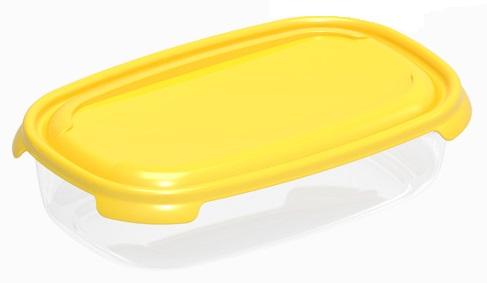 Box  0,8l PRIMO, 16,5x11x 8,5cm, plast