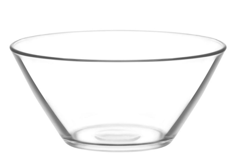 Mísa 2,2l salát., VEGA, d22,5x10,5cm, sklo