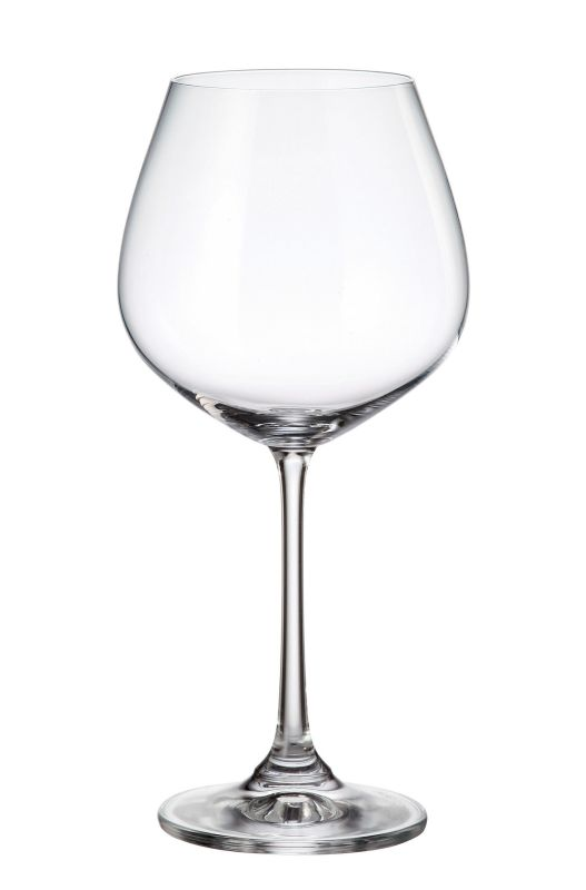 Sklen. 640ml, 6ks, COLUMBA, červ.víno