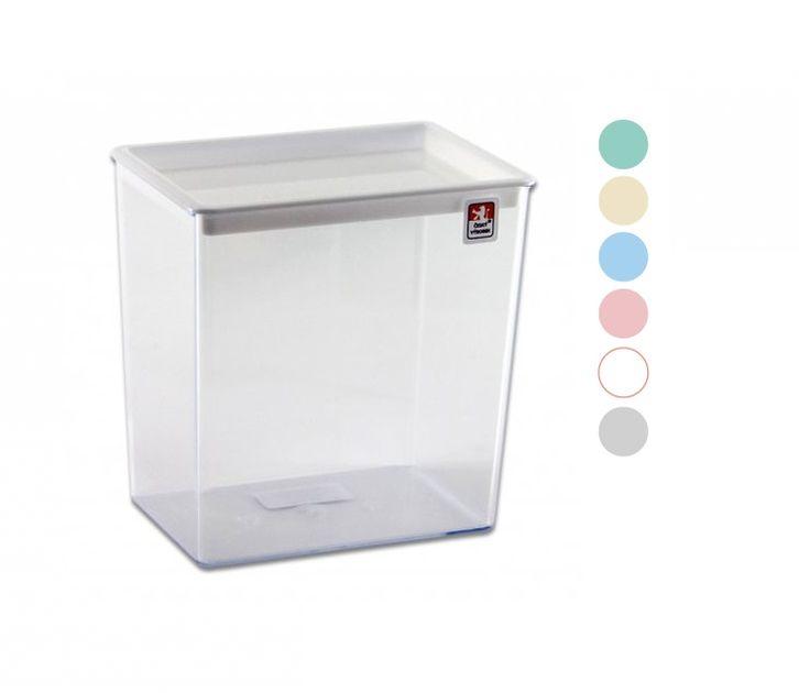 Krabice-dóza vys.600ml, plast