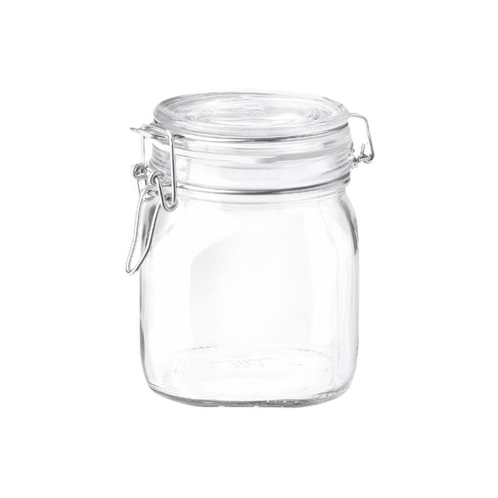 Dóza 0,75l FIDO-Bormioli, patentní sklo  *PO 1.3.