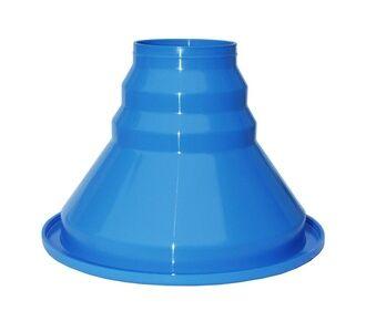 Nálevka d14,5x13x10cm, zavař., plast