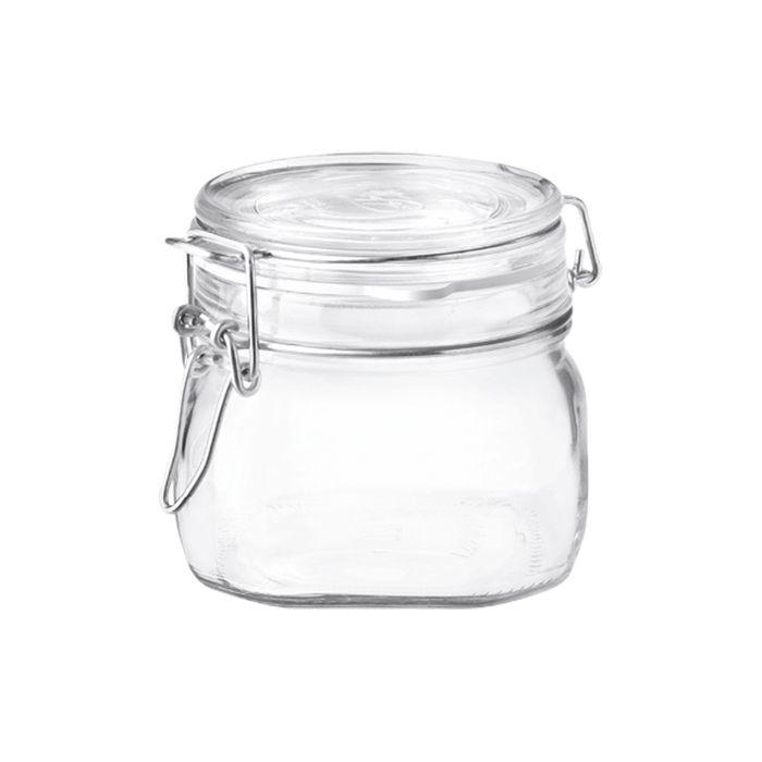 Dóza 0,50l FIDO-Bormioli, patentní sklo  *PO 1.3.