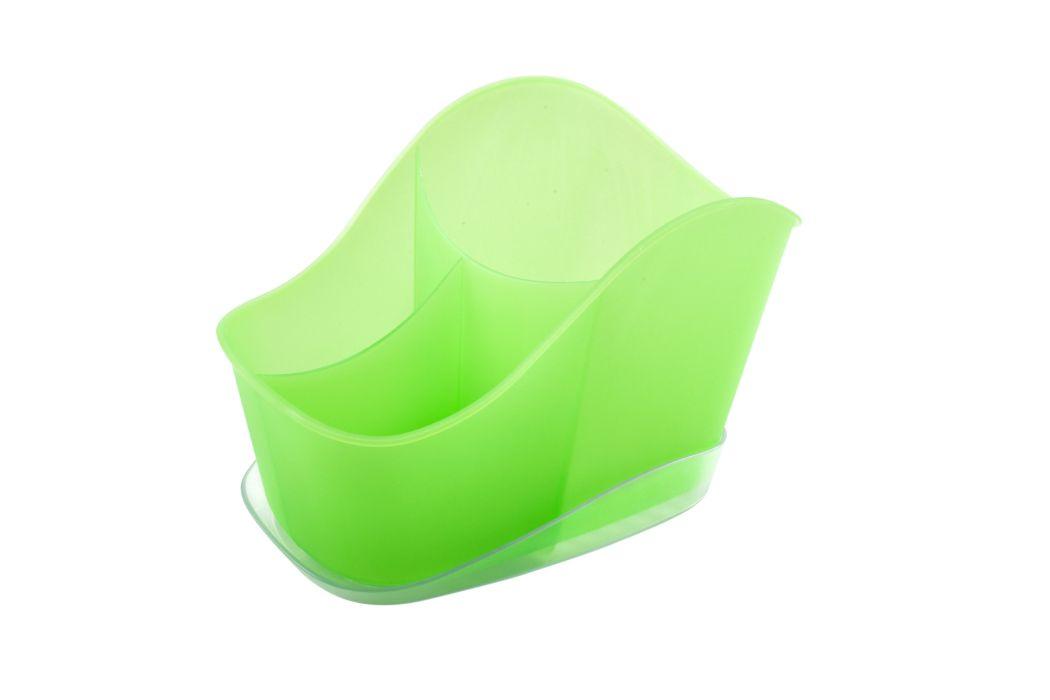 Odkapávač příb. TEO zelený 20,3x12,6x13,7cm