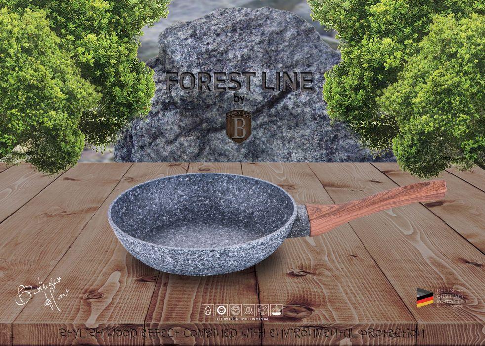 Pánev d20x4,2cm FOREST LINE, ind., mr.povrch