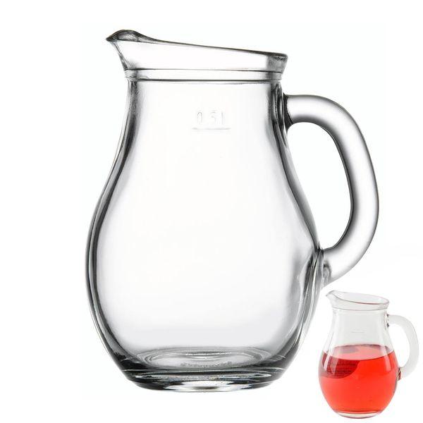 Džbán 0,50l BISTRO sklo