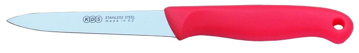 Nůž-1044-kuch.4 červ., závěsný. NR/plast