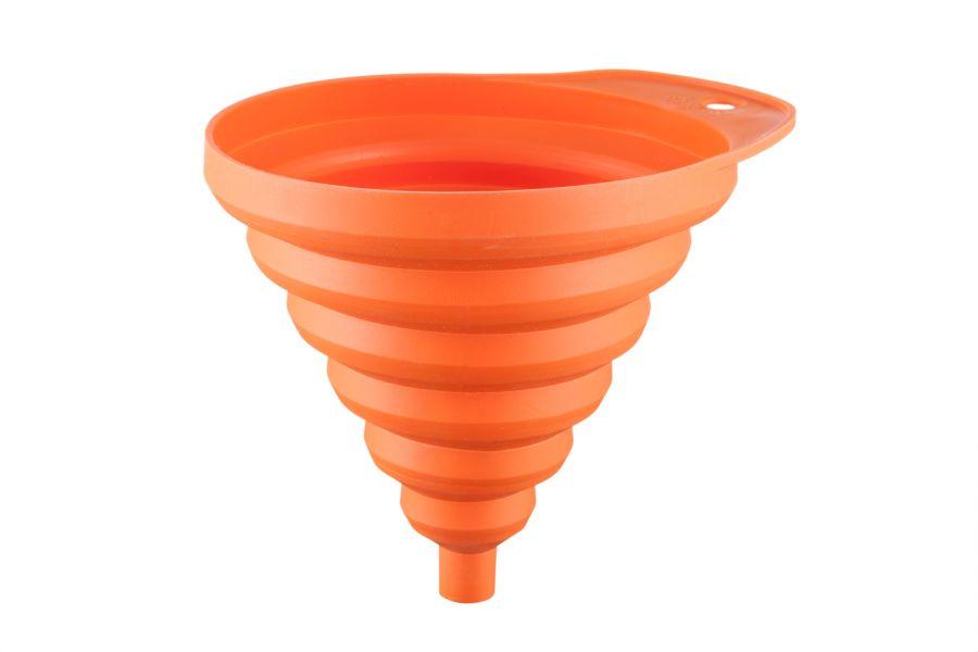 Nálevka d13x15,4x12,8 (složená 3cm) oranž