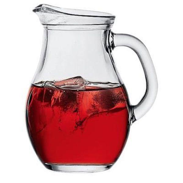 Džbán 1,00l BISTRO sklo