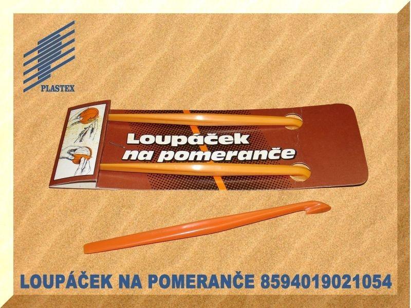 Loupáček 2ks na pomeranče