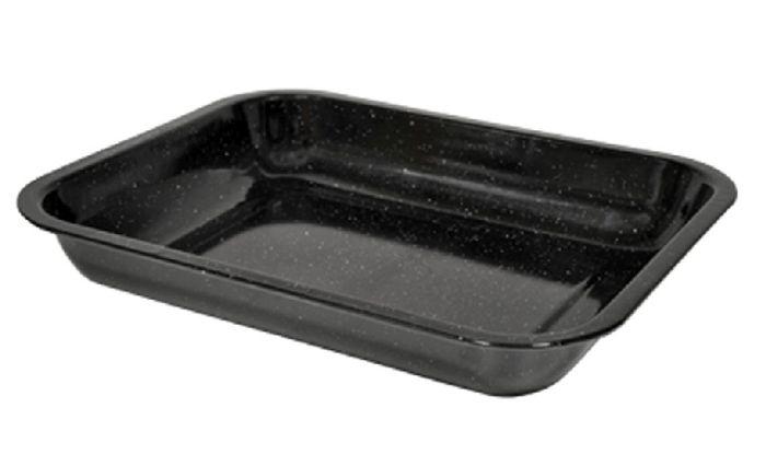 Plech 37,5x30x5cm smalt 2.j. na pečení