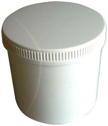 Dóza d11x11cm, šroub.víčko, plast