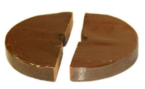 Těžítko 30l, 40l zeláku, d24,5cm, 1,8kg glaz.keramika