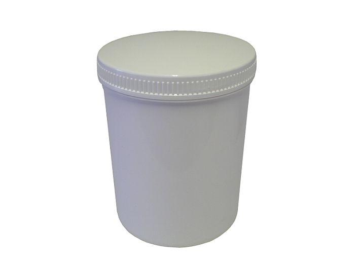 Dóza d12x16,5cm šroub.víčko, plast