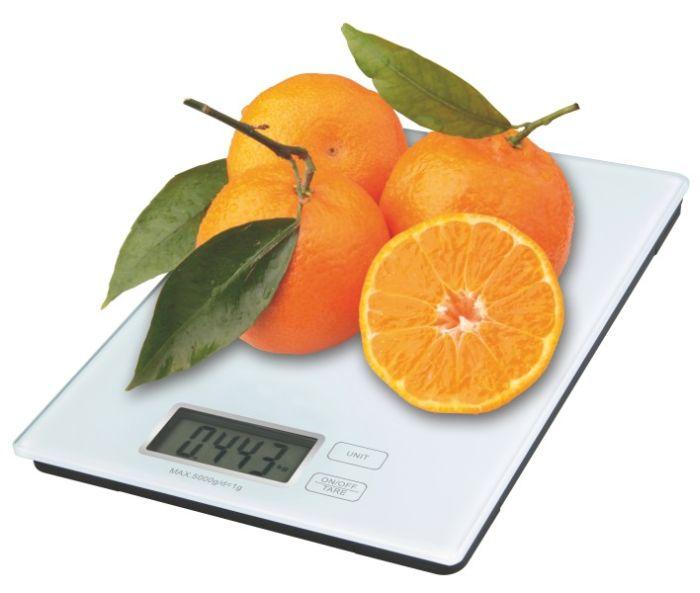 Váha  5kg kuch.dig., bílá, TY3101