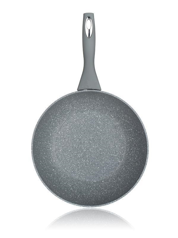Pánev d20x4,5cm CUISINO GRAN.GREY, nepř.p.,indukce