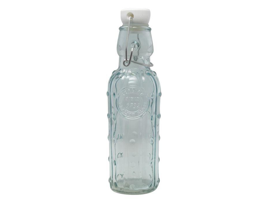 Láhev 0,25l KAKTUS, patent.uzávěr, sklo