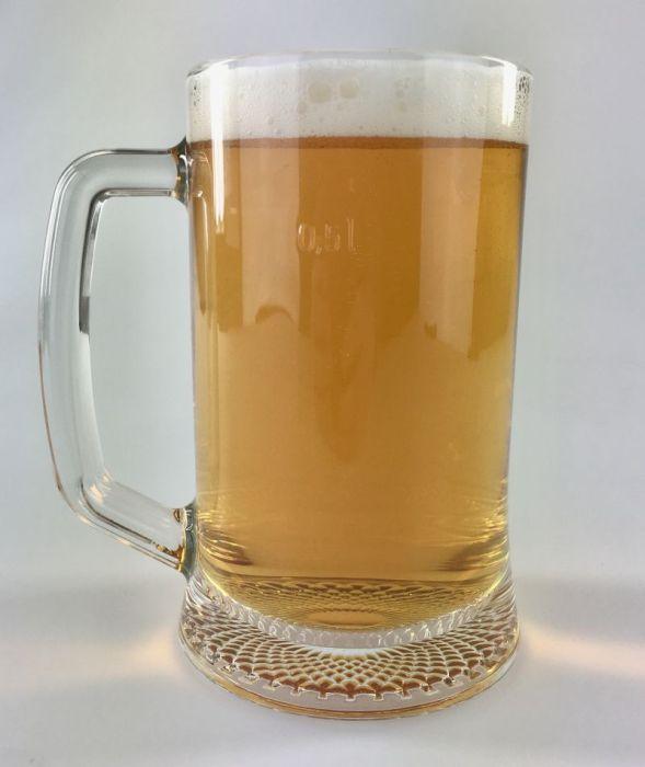 Sklenice na pivo 500ml DRESDEN (1ks)