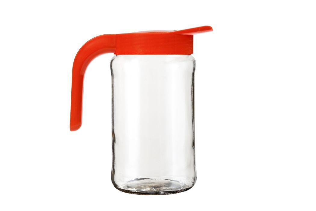 Džbán 1,54l BOCHONOCK sklo+víko UH oranžové
