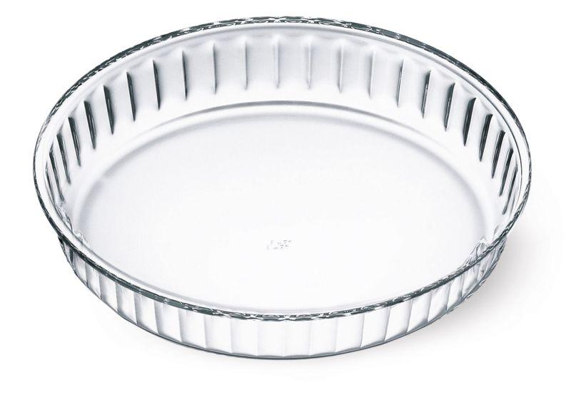 Forma koláč 1,7 l, d28x4cm, var.sklo SIMAX
