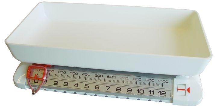 Váha 13kg kuch.mech., SILVA Classic. vč.mísy 3,1l