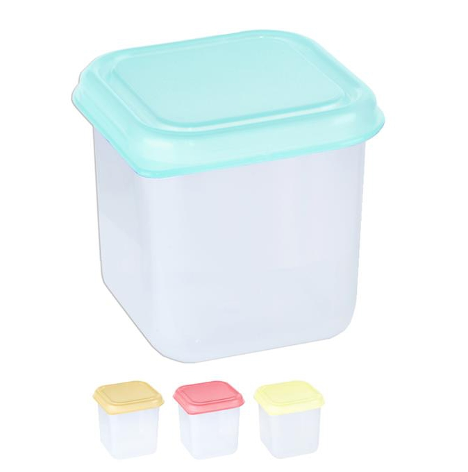 Box  0,15l MINI 6,5x6,5x6cm, plast