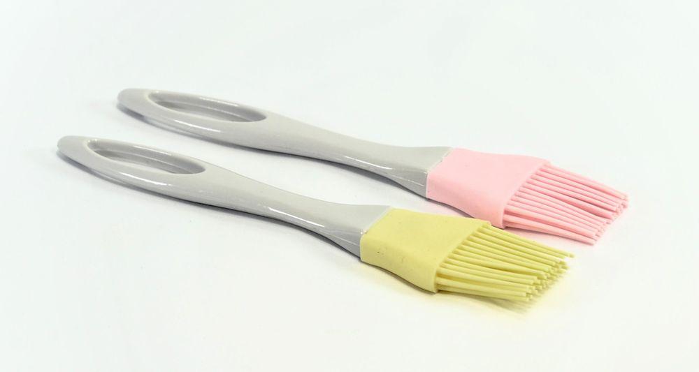 Mašlovačka-štěteček 18cm SILIKON, mix barev (1ks)