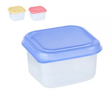 Box  0,10l MINI 6,5x6,5x4cm, plast