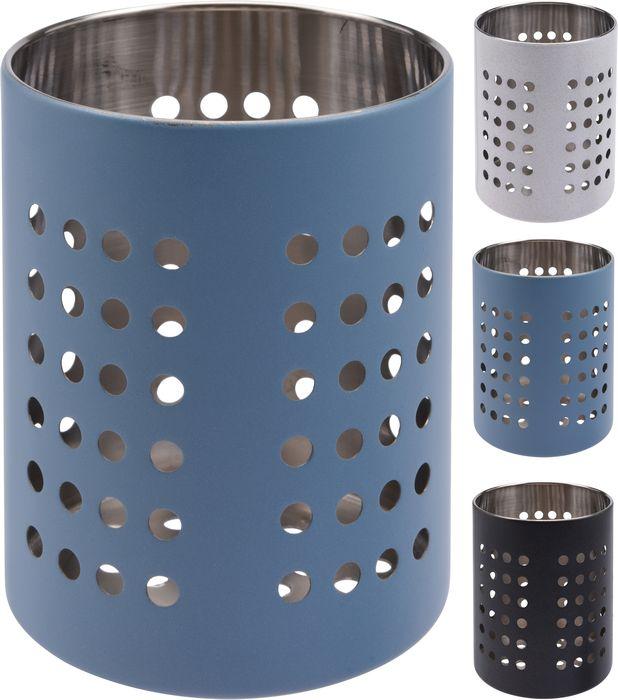 Odkapávač příborový d10,5x13cm NR, 3barvy, kov (1ks)