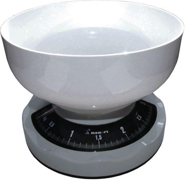 Váha  3kg kuch.mech., 6130, vč.mísy